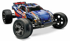 Traxxas Rustler XL-5 RC 1/10 Waterproof 35+ MPH (55+KPH) 37054-1-Blue 8.4V NiMH
