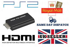 PS2 adattatore a HDMI output 1080P 720P 3.5 mm Convertitore Audio HD PLAYSTATION 2