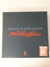 The Rolling Stones - Ladies & Gentlemen deluxe limited edition numbered box set