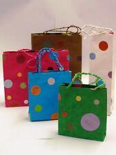 Luxus Handgefertigte Geschenktüten - Punkte