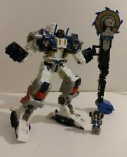 Transformers Cybertron Metroplex 100% Complete!!