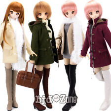 Riding boots 1/3 BJD SD DD Doll Shoes 4 kinds color Thigh Boot High-Heeled shoes