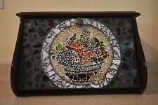 Custom Mosaic Breadbox