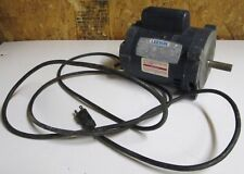 LEESON ELECTRIC CO MOTOR 115v 60 HZ 3450 RPM  A4C34DC12E *WORKS GREAT!*