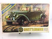 Vintage: AIRFIX V.I.P. Transport MONTY'S HUMBER Series 5 - 32nd Scale Model Kit