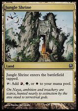 MTG Magic - (U) Ajani vs Nicol Bolas - Jungle Shrine - SP