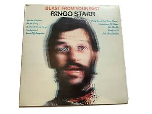 Ringo Starr Blast From Your Past Vinyl LP Apple SW-3422 It Don't Come Easy HITS