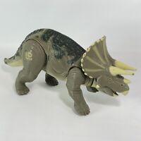 1997 Jurassic Park Lost World JP44 JP.44 Triceratops Figure Dinosaur Site B