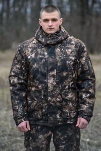 Men's Winter Suit Warm Hunting Fishing Jacket Pants Rainproof Windproof