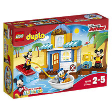 LEGO® DUPLO® 10827 Mickys Strandhaus NEU OVP_ Mickey & Friends Beach House NEW
