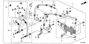 Genuine Honda Trailer Accessory 06255-5EZ-316