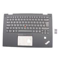 Genuine Lenovo Thinkpad X1 Yoga 2nd Gen Palmrest UK Keyboard Backlit FRU:01HY839