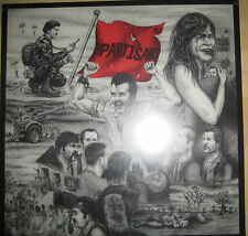 NEU + OVP Limited Vinyl LP The Partisans ‎– The Time Was Right oi punk
