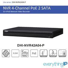 DHI-NVR42A04-P 4CH 1U 4PoE Network Video Recorder – Dahua International