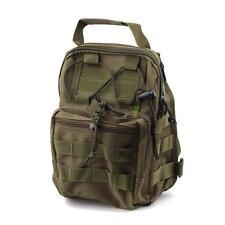 Green Outdoor Military Shoulder Tactical Backpack fr Camping Hiking Trekking Bag