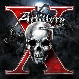 ARTILLERY-X CD NEU