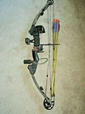 New listing buck saber compound bow