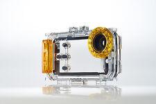 Seashell Waterproof Photo Housing 40m Underwater Case for iPhone 6 6S Yellow