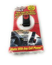 Jupiter Jack Cell Phone/Car Speakerphone Converter