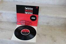LP 25 cm. twistez twistez twistez avec danny boy, les ambassadors....( 25P038)