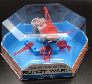 Hexbugs Clusterbots BBC Robot Wars Warp HexBug Accessories Age 3+