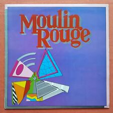 MOULIN ROUGE-MOULIN ROUGE VERY RARE YUGOSLAVIAN ITALO-DISCO LP 1987 NM