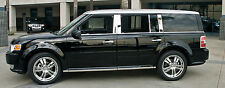 2009-2011 Ford Flex Stainless Steel High polished Body Side Molding Accent Trim
