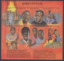 Lesotho Sc 1150/1228 MNH. 1998-2000 Souvenir Sheets, 3 cplt sets