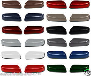 OEM NEW 2009-2014 Ford F-150 PRE PAINTED Std Mirror Cover Caps PAIR - All Colors