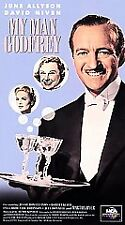 My Man Godfrey [VHS]