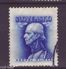 Slovacchia n. 111 Gest. Andrej Hlinka politici & Kath. prete -1