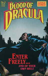 Blood of Dracula #3 FN; Apple   save on shipping - details inside