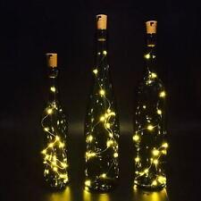 Bottle Light Flaschenlampe - LED Korken Tischlampe Flaschenbeleuchtung Cork Neu