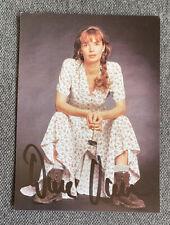 "DANA VÁVROVÁ ""SCHLAFES BRUDER"" Autogrammkarte 10,5 x 14,5 cm handsigniert SIGNED"