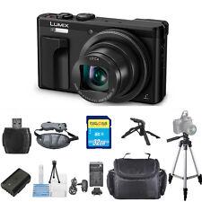 Panasonic Lumix DMC-ZS60 Digital Camera (Black)!! PRO BUNDLE!!