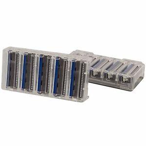 Schick Hydro 3 Men's Razor Blade Shaving Refills - 10 Cartridges BULK