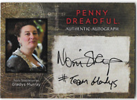 Penny Dreadful Season 1 Auto Autograph Card Noni Stapleton NS #Team Gladys Inscr