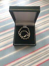 Lovely Silver Bracelet In Box Ideal Gift