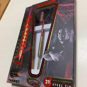 STEPHEN BUNTING MODEL GEN-2 STEEL 21g Tungsten 90% #49