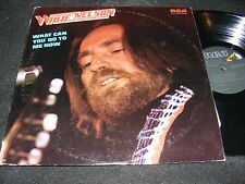 The World of WILLIE NELSON What Can You Do To Me Now RCA LP 1975 Collection