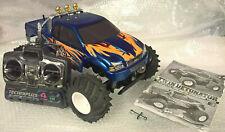 TAMIYA TWIN DETONATOR WR-01 4WD TRUCK 1:10 ACOMS RC READY TO RUN VINTAGE RARE