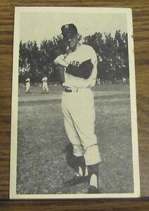 Vintage Clete Boyer 1959-1966 NY New York Yankees Unused Postcard MLB Baseball