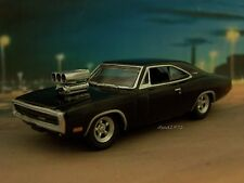 FAST AND FURIOUS 1970 70 DODGE CHARGER 1/64 COLLECTIBLE REPLICA DIORAMA MODEL