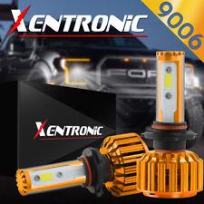 XENTRONIC LED HID Headlight kit 9006 White for 1989-1990 Mitsubishi Sigma