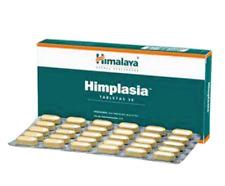 Himalaya Herbal Himplasia Tablets 30s genitourinaria infecciones dolor al orinar