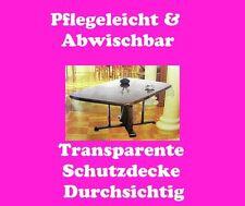 120x150 cm Tischdecke Durchsichtig Transparent SCHUTZDECKE GARTENDECKE Vinyl