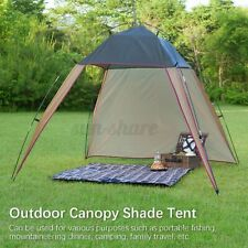 Foldable Beach  Sun Shade Shelter Outdoor Picnic Camping Fishing Canopy