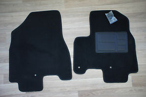 Front Pair Car Floor Mats Custom Made for Kia Carnival YP: 12/2014 to Current