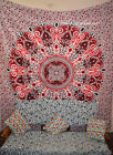 Indian Decor Mandala Tapestry Wall Hanging Hippie Throw Bohemian Bedspread