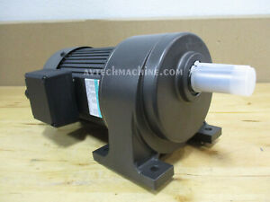 Sesame Motor Chip Conveyor G13H400U-120 3 Phase 230V/460V Ratio 1:120